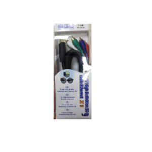 Καλώδιο - 1.4V High Definition 3D - Cable Ethernet X1 - 1.5m - 115762