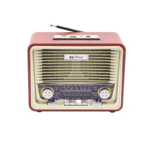Retro Radio – USB/SD/Radio/MP3 – PX-P18BT