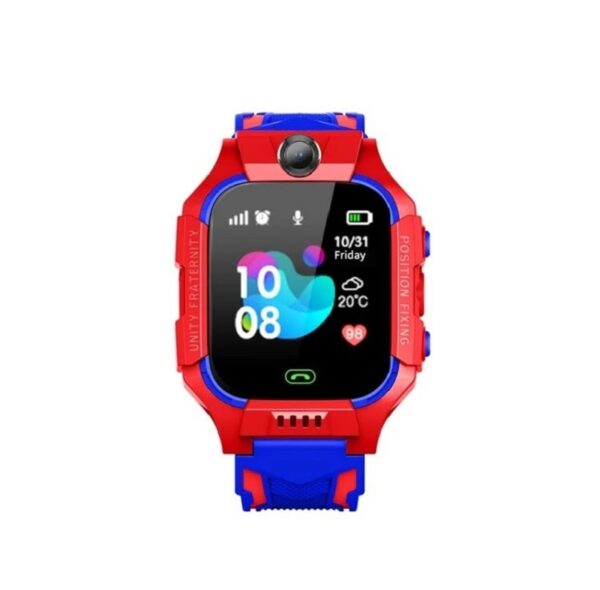 Παιδικό smartwatch - Q19 - 882382 - Red