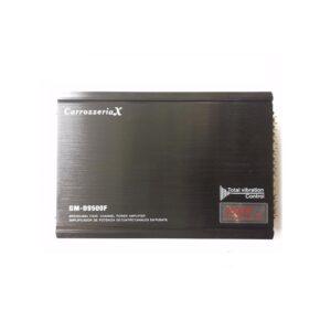 Ενισχυτής αυτοκινήτου 4500W - GM-D9500F - 290056