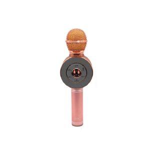 Μικρόφωνο Karaoke - WSTER - WS-668 - Rose-Gold - 556233