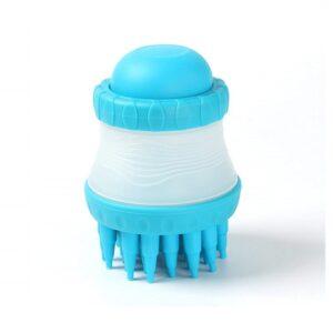 Βούρτσα για κατοικίδια - Scrub Buster - 1052 - 657521 - Blue