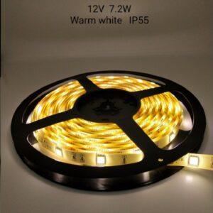 Ταινία LED – LED Strip - IP55 - 5m - Warm white - 789028