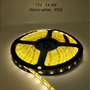 Ρολό LED ταινίας – LED Strip - IP65 - 5m - Warm white - 891205