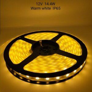 Ρολό LED ταινίας – LED Strip - IP65 - 5m - Warm white - 789025