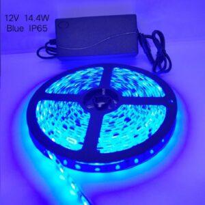 Ταινία LED – LED Strip - IP65 - 5m - Blue - 891201