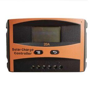 Ρυθμιστής φόρτισης PWM - 20A - 12/24V - 000303