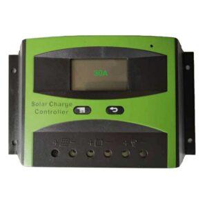 Ρυθμιστής φόρτισης PWM - 30A - 12/24V - 673042