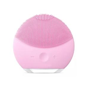 Βουρτσάκι καθαρισμού προσώπου Mini - Lina Care - 681936 - Pink