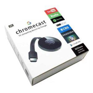 Αντάπτορας σύνδεσης συσκευών με TV - Chromecast - G2 - 012477