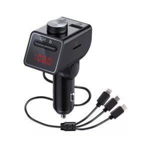 Transmitter αυτοκινήτου MP3 - Bluetooth - Q18 - 882955
