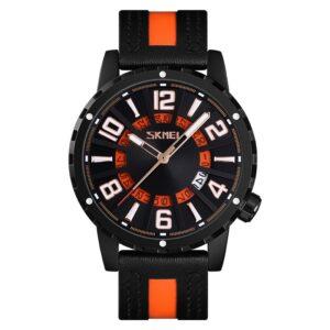 Aναλογικό ρολόι χειρός - Skmei - 9202 - Orange