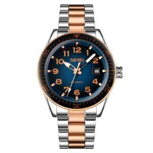Aναλογικό ρολόι χειρός – Skmei - 9232 - Gold/Blue