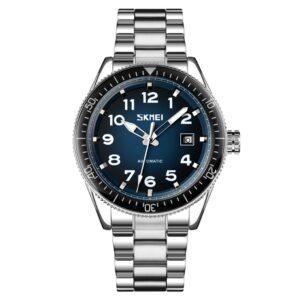 Aναλογικό ρολόι χειρός – Skmei - 9232 - Silver/Blue