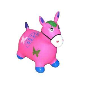 Μουσικό φουσκωτό ζωάκι - 675530 - Pink