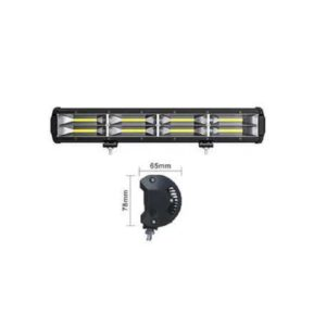 Μπάρα οχημάτων LED - 192W - 4 τμημάτων - 420031