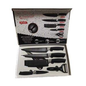 Σετ επαγγελματικών μαχαιριών - ZP004 - 449109