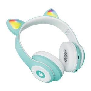Ασύρματα ακουστικά - Cat Headphones - CT930 - 465584 - Blue