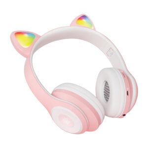 Ασύρματα ακουστικά - Cat Headphones - CT930 - 465584 - Pink