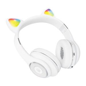 Ασύρματα ακουστικά - Cat Headphones - CT930 - 465584 - White