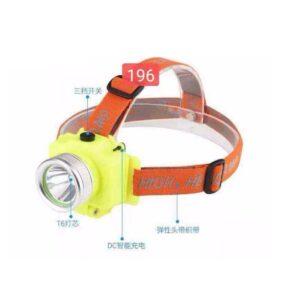 Προβολέας κεφαλής LED - Headlamp - 196-T6 - 501964