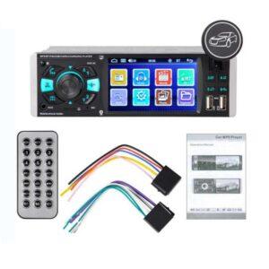 Ηχοσύστημα αυτοκινήτου 1DIN - MP5 - 4051 - 001849