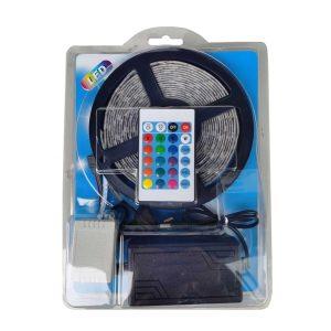 Ταινία LED - LED Strip - RGB - 5m - 5050- 834628