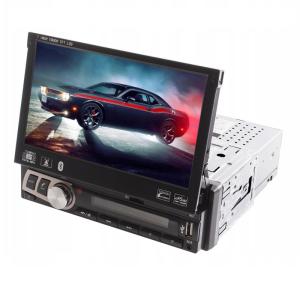 Ηχοσύστημα αυτοκινήτου 1DIN με αναδιπλούμενη οθόνη – M706 - 001528