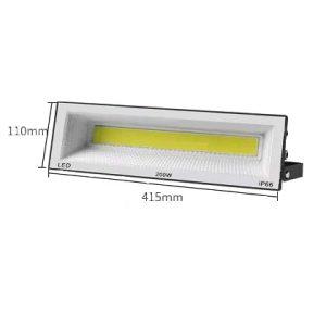 Αδιάβροχος προβολέας LED - 200W - 235632