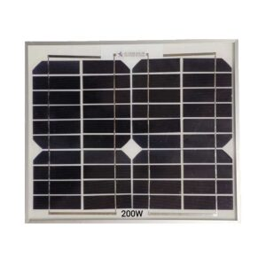 单晶太阳能电池板 - 太阳能电池板 -  200W  -  602265