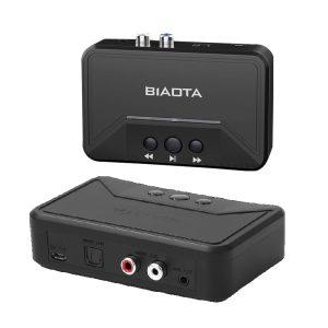Αντάπτορας ήχου Bluetooth 5.0 - RCA/AUX - Audio Reciever - BT300 - 883549