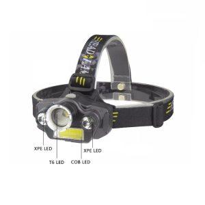 Προβολέας κεφαλής LED - Headlamp - BL-T841-T6 - 508413