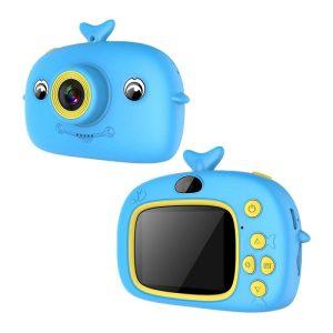 Παιδική ψηφιακή κάμερα δελφίνι - X12 - Blue - 882689
