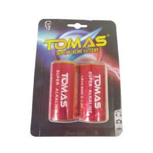 Μπαταρίες - 1.5V - C - 910019