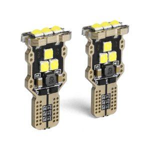Λάμπες LED - Canbus - T10 - 3030 - 9SMD - 000658