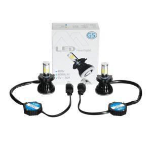 Λάμπες LED - G5 - H7 - 40W - Canbus - 239461