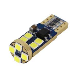 Λάμπες LED - Canbus - T10 - 3030 - 12SMD - 674131