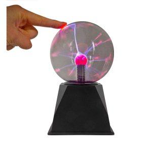 Μαγική σφαίρα πλάσματος - Magic Plasma Light Ball - 4'' - 072716