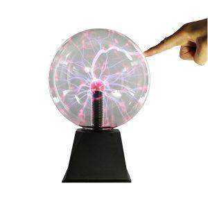 Μαγική σφαίρα πλάσματος - Magic Plasma Light Ball - 6'' - 072730
