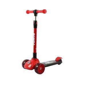 Παιδικό πατίνι - TR-PT601 - Panda - Red - 978652